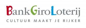 Logo BankGiro Loterij 2011, liggend, pay off, 300 dpi