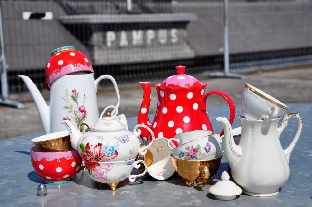 Moederdag op Pampus - een avontuurlijke high (in the sky) tea