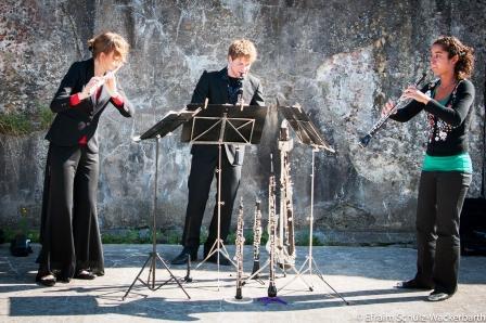 Stellingmaand: Klassiek op Pampus met Dividivi3 Trio