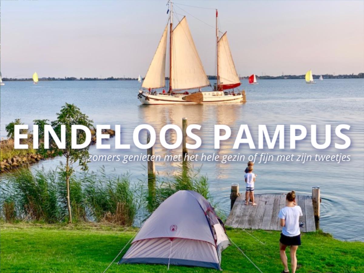 Eindeloos Pampus - zeilboot