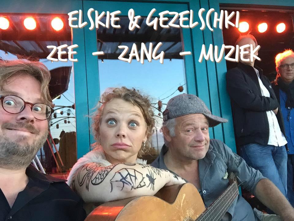 Elskie en Gezelschki komt op Proef Pampus!