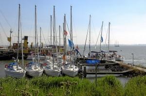 Pampus Harbour