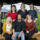 Boer zoekt Vrouw op Forteiland Pampus met boer Jan en vijf mogelijke nieuwe liefdes op de foto!