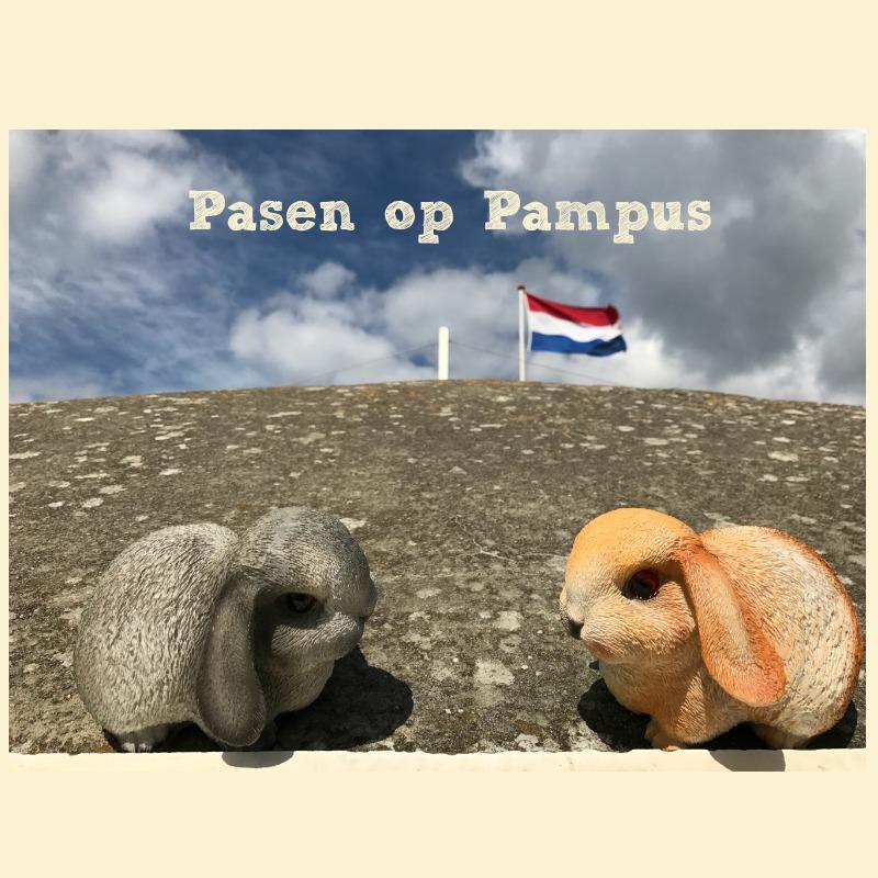 Pasen op Paaseiland Pampus: eieren zoeken, het fort ontdekken, de Pampus Xperience volgen en heerlijk uitgebreid Paasbrunchen!