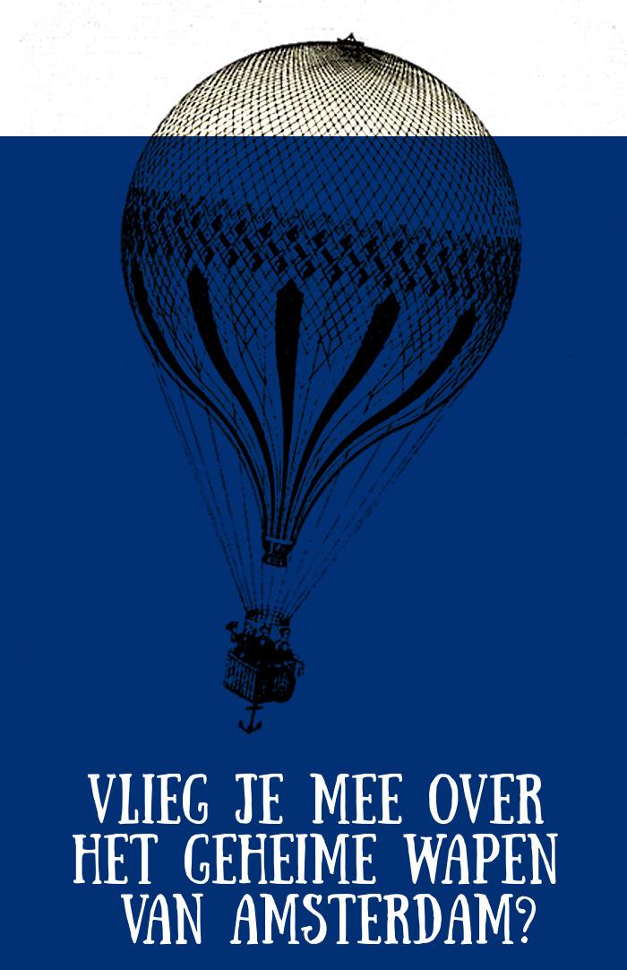 luchtballon pampus